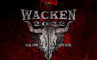Wacken anuncia bandas para 2022
