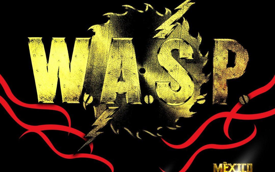 W.A.S.P. encabeza la sexta edición del México Metal Fest